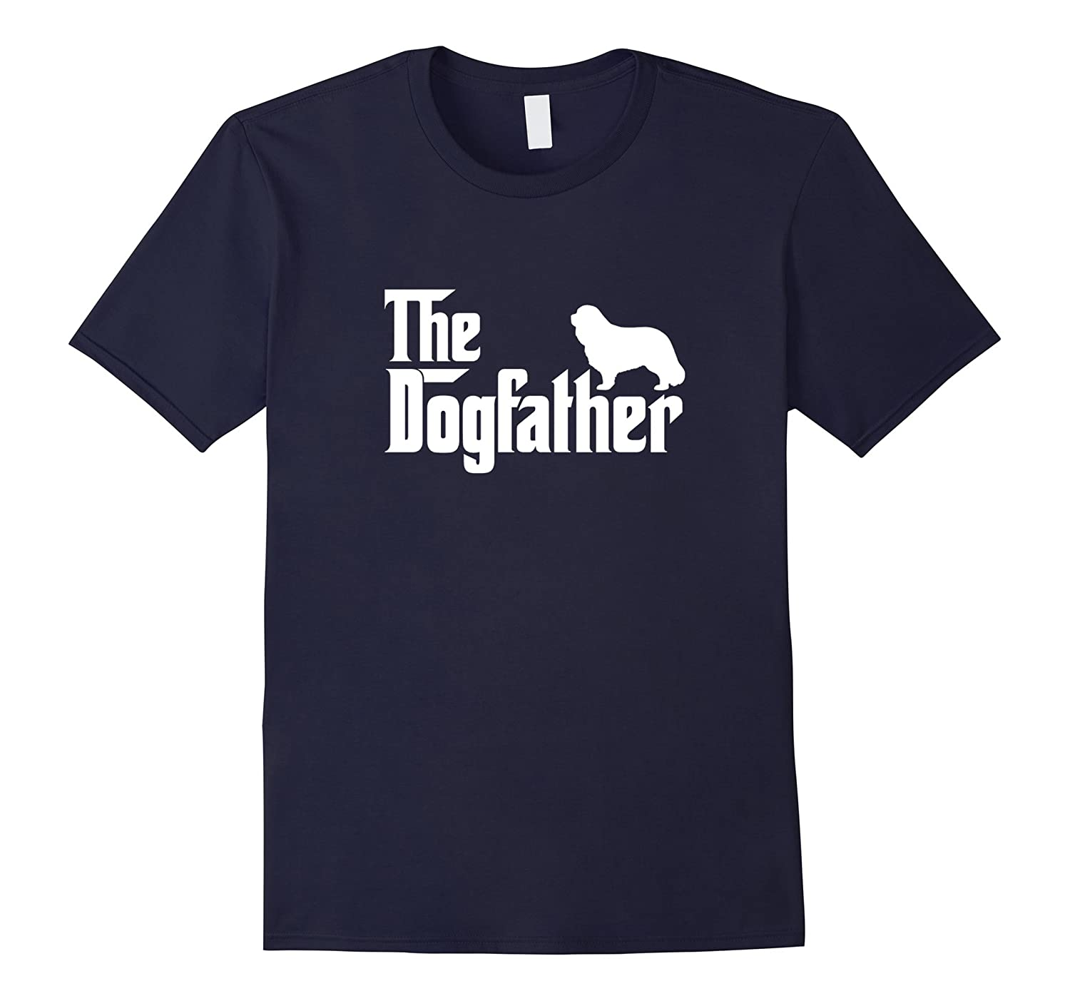 Cavalier King Charles Spaniel - The DogFather T-Shirt-T-Shirt