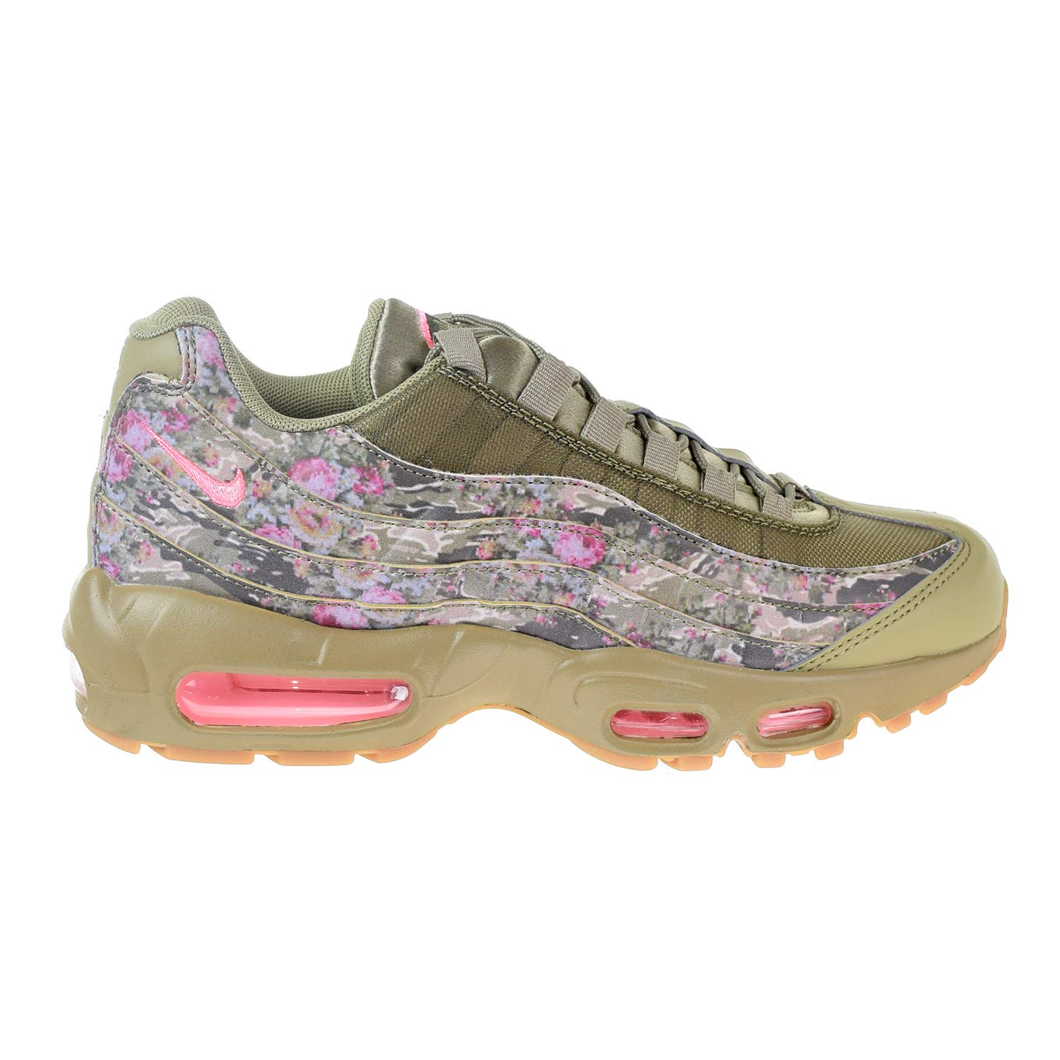 timeless design 02f6c 2fc5a Amazon.com   Nike Women s Air Max 95 (Floral Camo)   Road Running