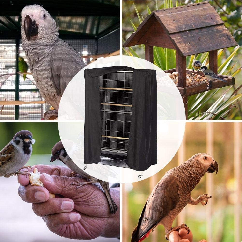 Heitaisi Bird Cage Cover,Sleep Helper for Pet Bird with Unique Blackout Design and Exquisite Craftsmanship to Have a Good Night