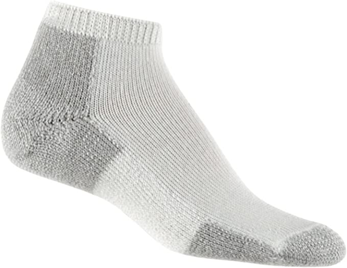 Thorlos Womens Thick Cushion Running Low Cut Socks