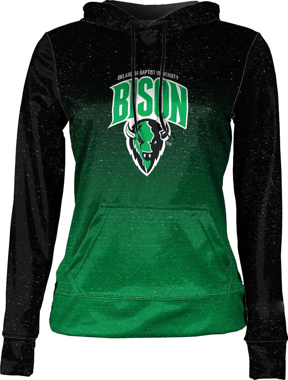 Oklahoma Baptist University Girls Pullover Hoodie Prime School Spirit Sweatshirt