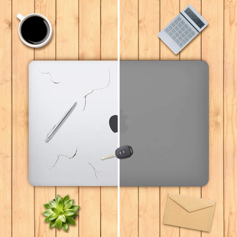 Utryit H/ülle f/ür MacBook Pro 13 Schwarz 2018 /& 2017 /& 2016 pro - MacBook Pro 13 Hartschale Schutzh/ülle Snap Case f/ür NEUESTE 13-Zoll MacBook Pro 13 A1989//A1706//A1708
