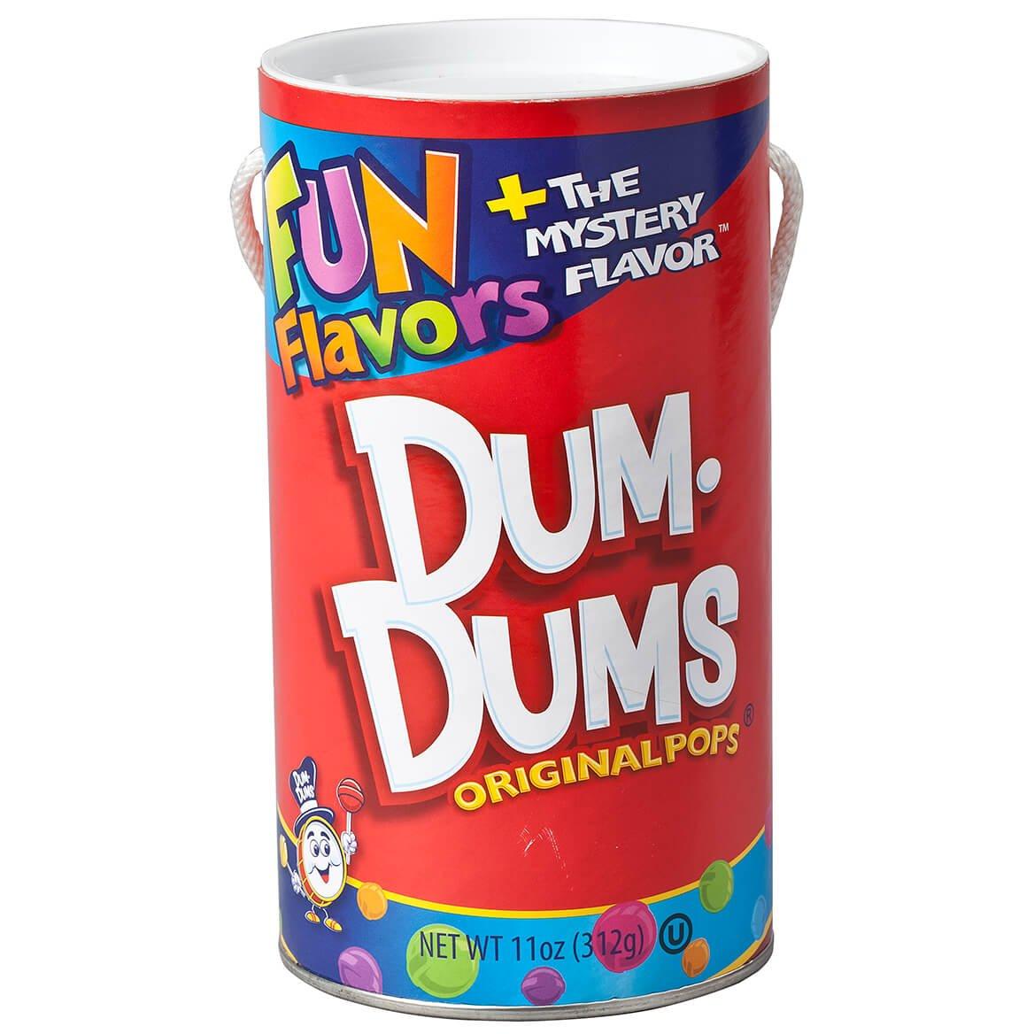 Dum Dums Lollipops Novelty Mega Paint dumdums AMERICAN CANDY - TLCC dum-dums