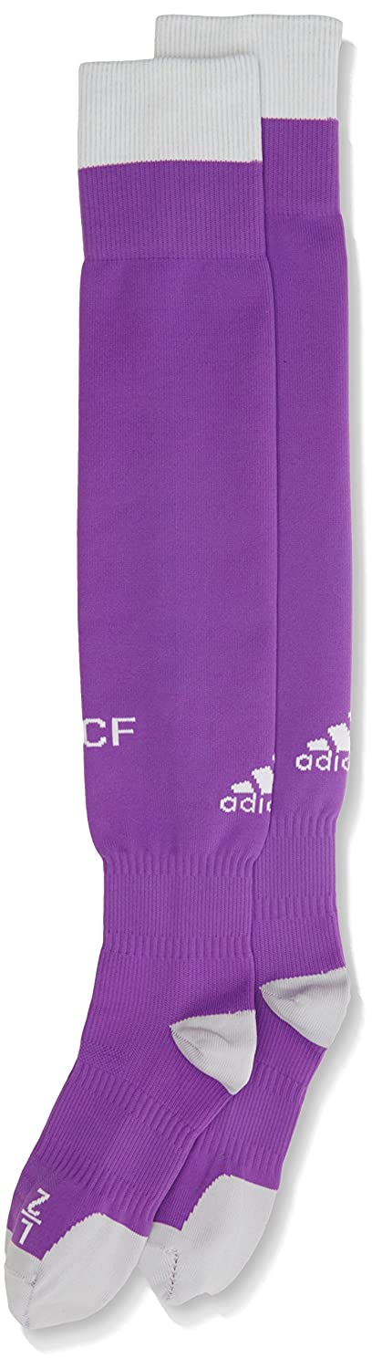 2016-2017 Real Madrid Adidas Away Socks (Purple)