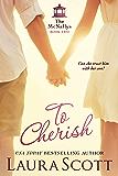 To Cherish: A Sweet Small Town Irish Family Romance (The McNallys Book 2)