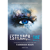 Estilhaça-me (Portuguese Edition) book cover