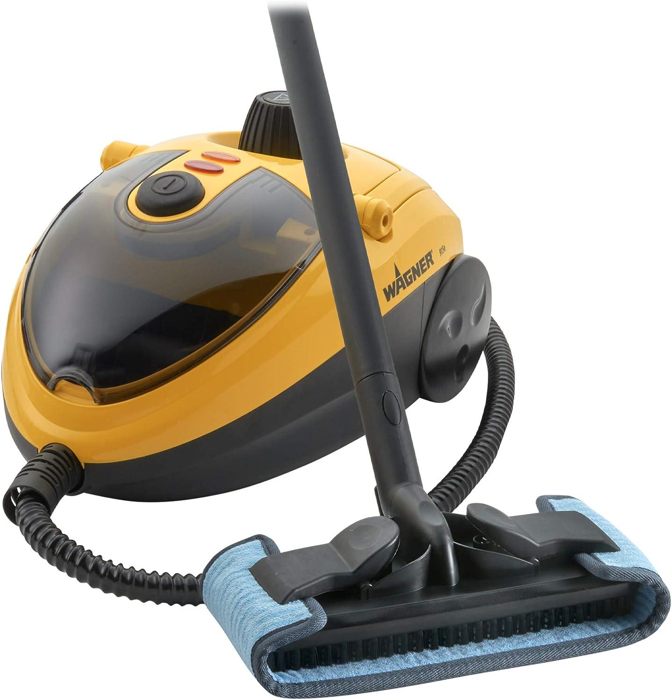 Wagner Spraytech On-Demand Steam Cleaner - Best Multi-feature Steam Cleaner
