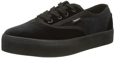 Pepe Jeans Damen Hannah Velvet Sneaker