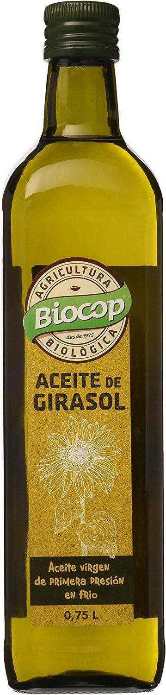 Biocop Aceite Girasol Biocop 750 Ml 100 g