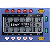 (CkeyiN) ゲートボール用得点計算機 計時機 スコア カウンター タイマー 高いアラーム音 見やすい 製品保証1年