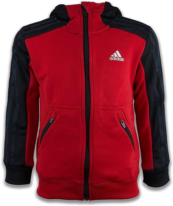 Veste à capuche Adidas Climalite Taille 5 ans: