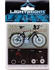 Lightweights for Wheels SilverFlex SuperBright Reflective 86