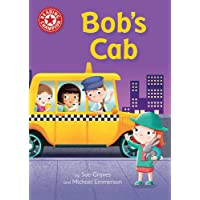 Reading Champion: Bob's Cab: Independent Reading Red 2