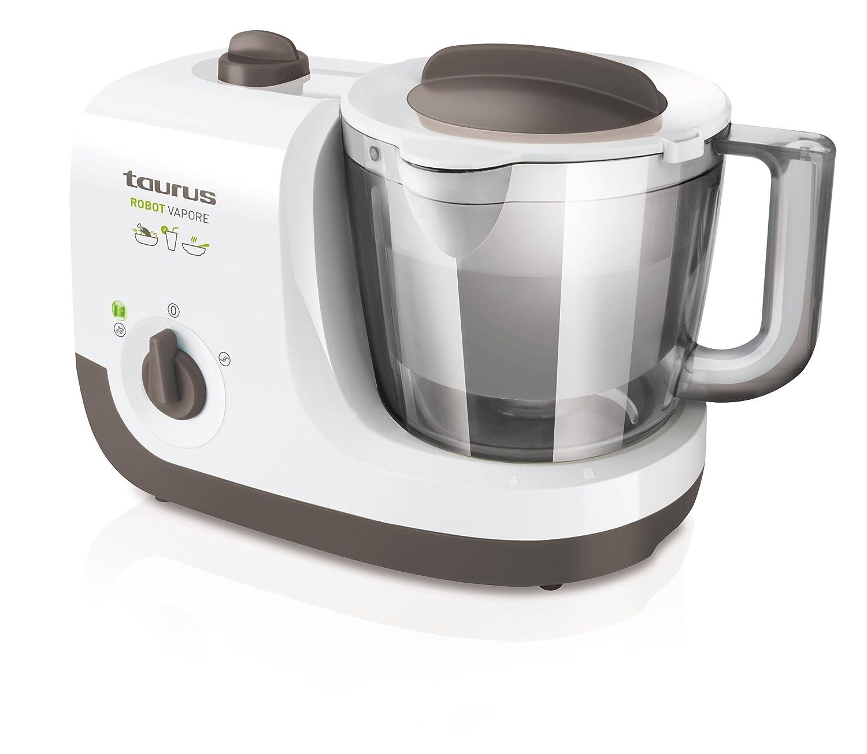 Taurus Robot Vapore - Robot de cocina al vapor: Amazon.es: Hogar