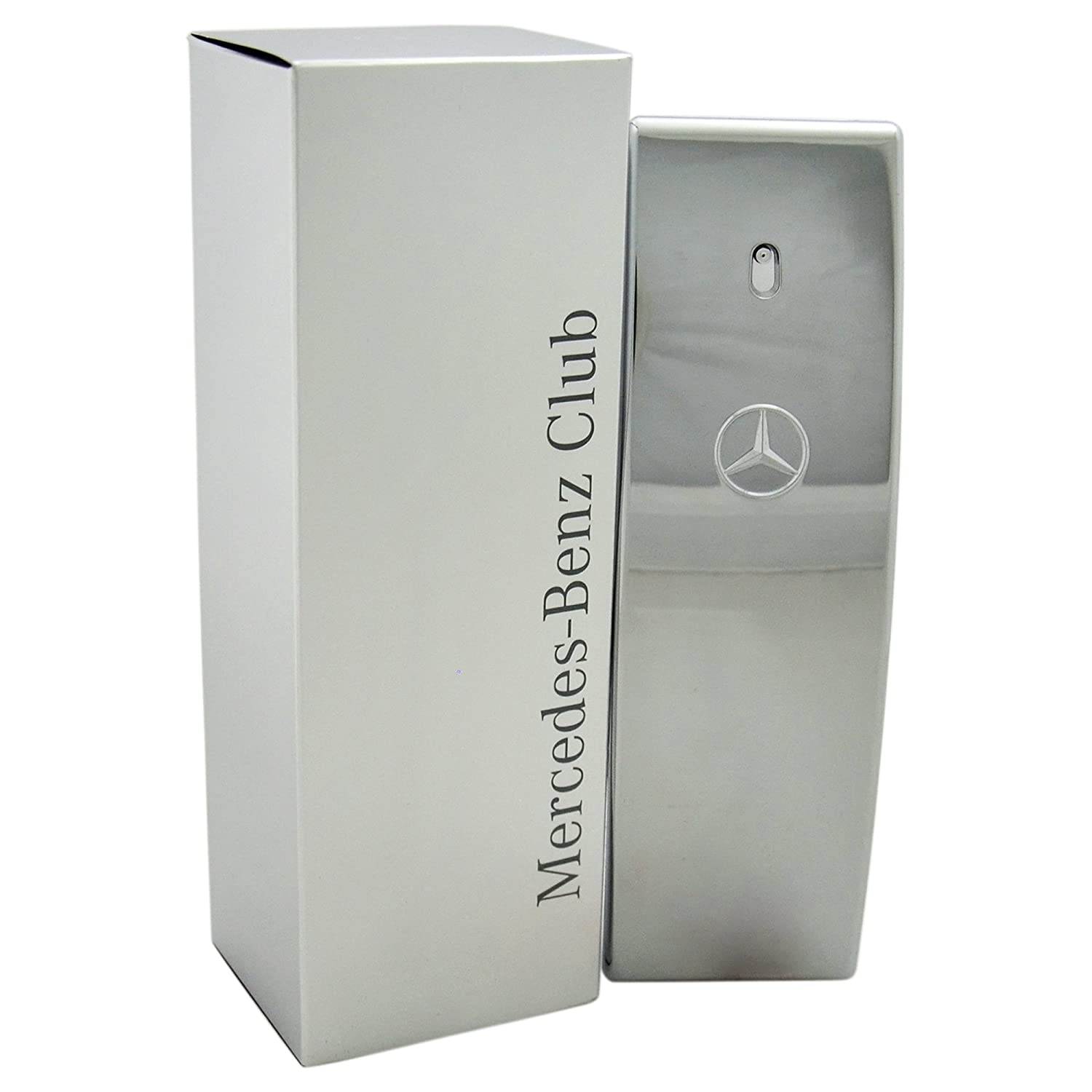 Mercedes-Benz EDT Spray Club for Men - 3.4 oz PerfumeWorldWide Inc. Drop Ship MERCLUM0010002