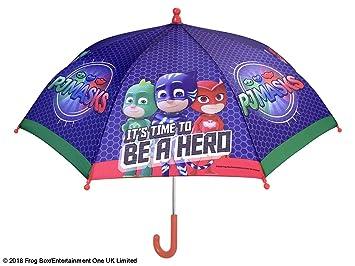 PERLETTI 75419 Boy 38/8 - Paraguas de seguridad para hombre con máscaras de seguridad