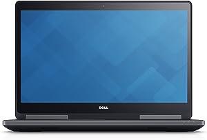 Dell Precision M7710 17.3 INCH FHD 1080P Intel Core I7-6820HQ 32GB RAM 256GB SSD FIREPRO W5170M 2GB Win 10 Professional (Certified Refurbished)