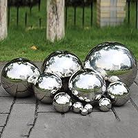 Bolas de jardín de espejo