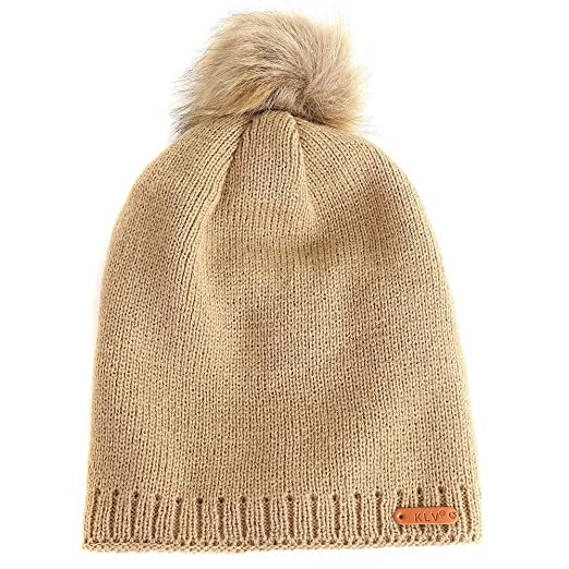 HULKAY Unisex Caps Sale Clearance Fashion Soft Stretch Autumn and Winter  Trendy Warm Knit Double- 021438939d0f