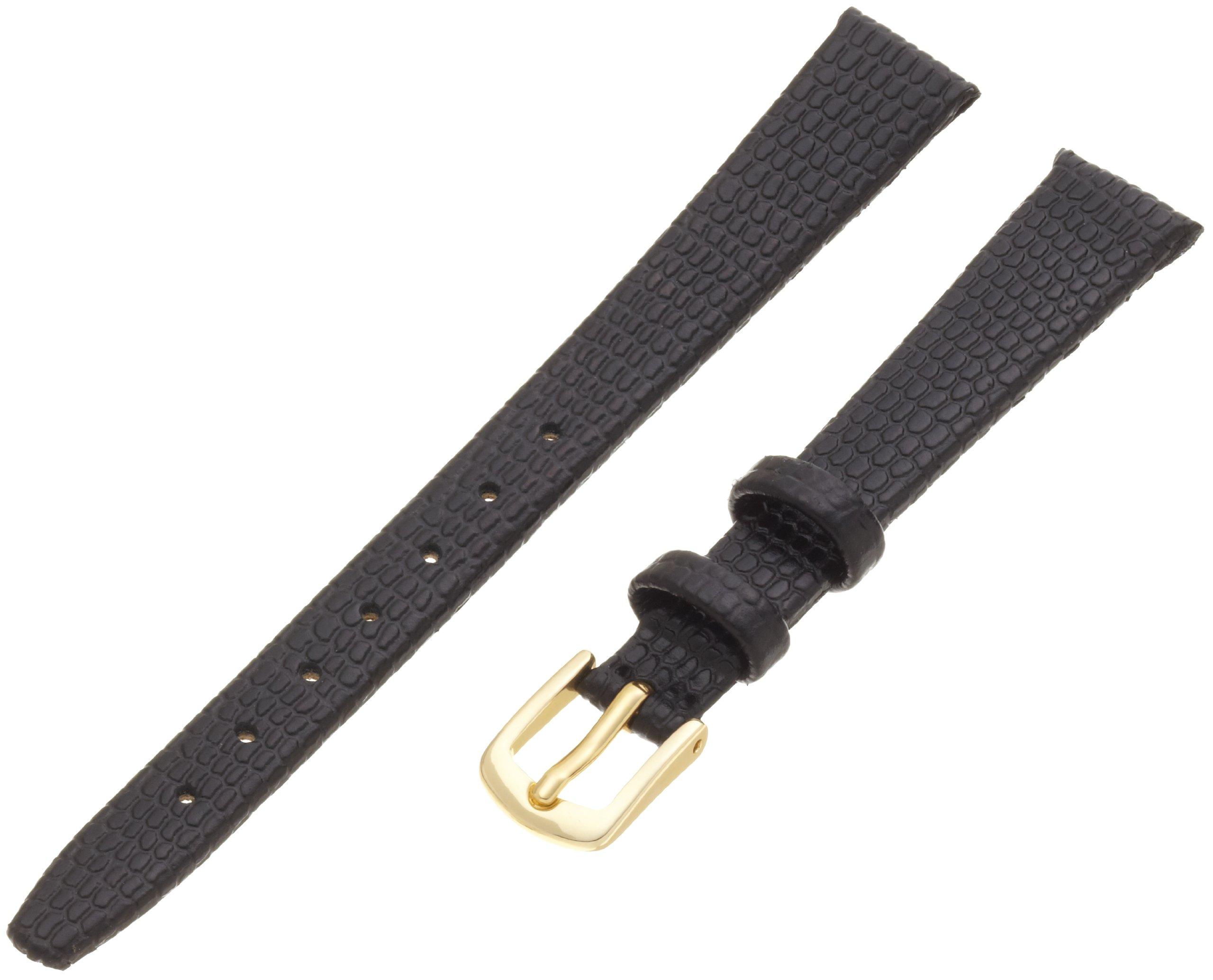 Hadley-Roma Women's LSL706RA 110 Genuine Leather Strap Watchband