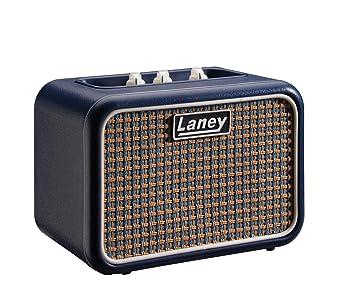 Laney Mini Series - Amplificador de guitarra con batería e interfaz de smartphone: Amazon.es: Instrumentos musicales