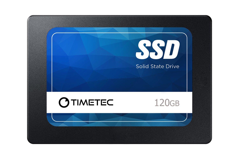 Timetec 120GB 3D NAND SATA III (6Gb/s) 2.5 Inch Internal SSD (120GB)