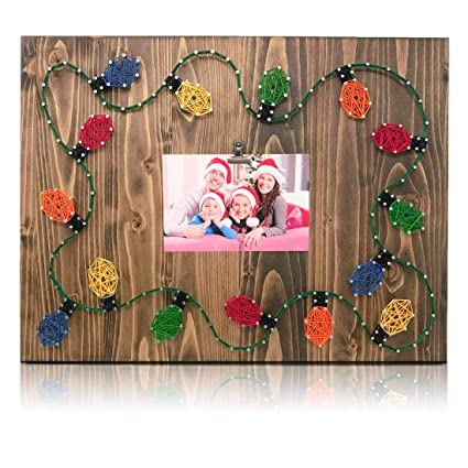 Amazon Com Christmas String Art Kit Christmas Lights String Art