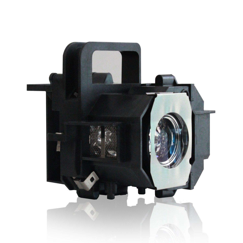 Bombilla proyector ELP49 V13H010L49 para Epson EMP-TW5500 TW3000 TW4000, EH-TW2800 2900 TW3000 TW3200 TW3500 TW3600 TW3800 TW4000 TW4400 TW4500 TW5000 Lampara compatible PanStarslight ELPLP49 / V13H010L49