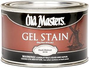 Old Masters, Dark Walnut 80708 Gel Stain Pint