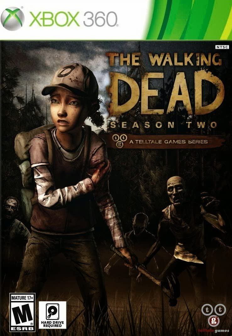 Amazoncom The Walking Dead Season 2 Xbox 360 Telltale