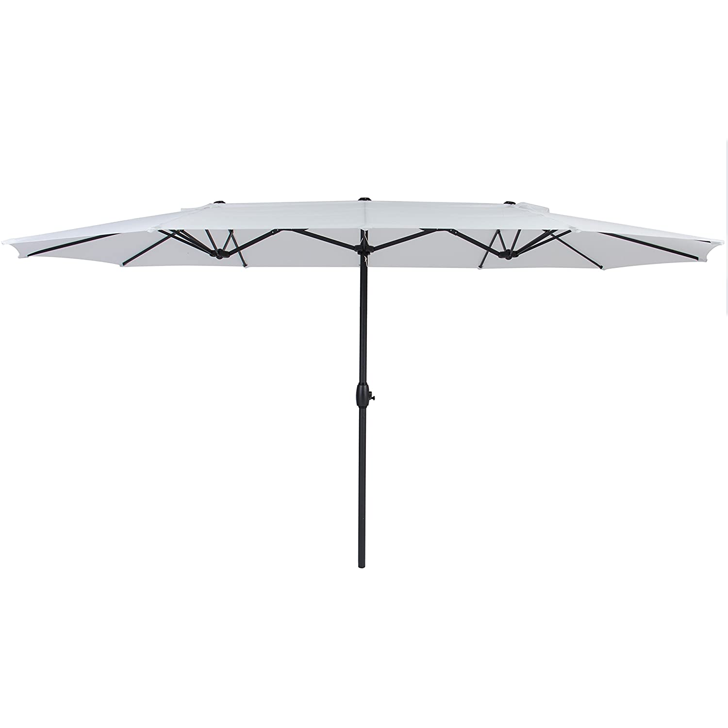 Amazon Best Choice Products 15 Outdoor Umbrella Double