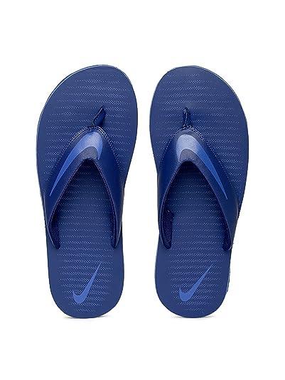 8787357a8ff3 Nike Men s Chroma Thong 5 Blue Slippers Flip-Flops   Slippers