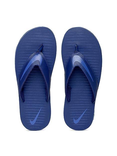 6394291dbbd20 Nike Men s Chroma 5 DeepRoyalBlue RacerBlue Flip Flops Thong Sandals-8 UK  India