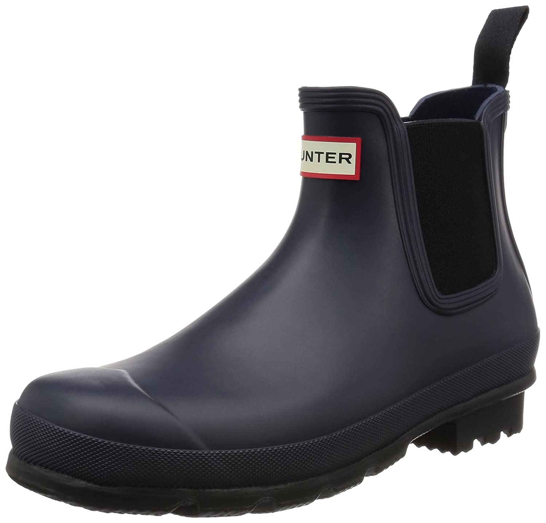 Hunters Boots Men's Original Chelsea Boots B00XKIBYU4 10 D(M) US|Midnight