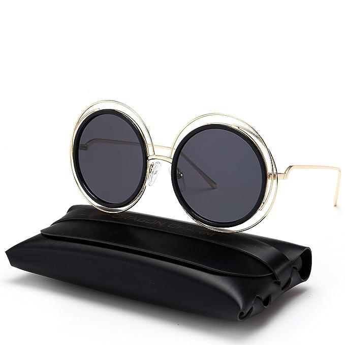 Amazon.com: Dragón Encanto redondo de gran tamaño anteojos ...