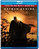 Batman Begins + Bonus Disc (2-Disc Set)