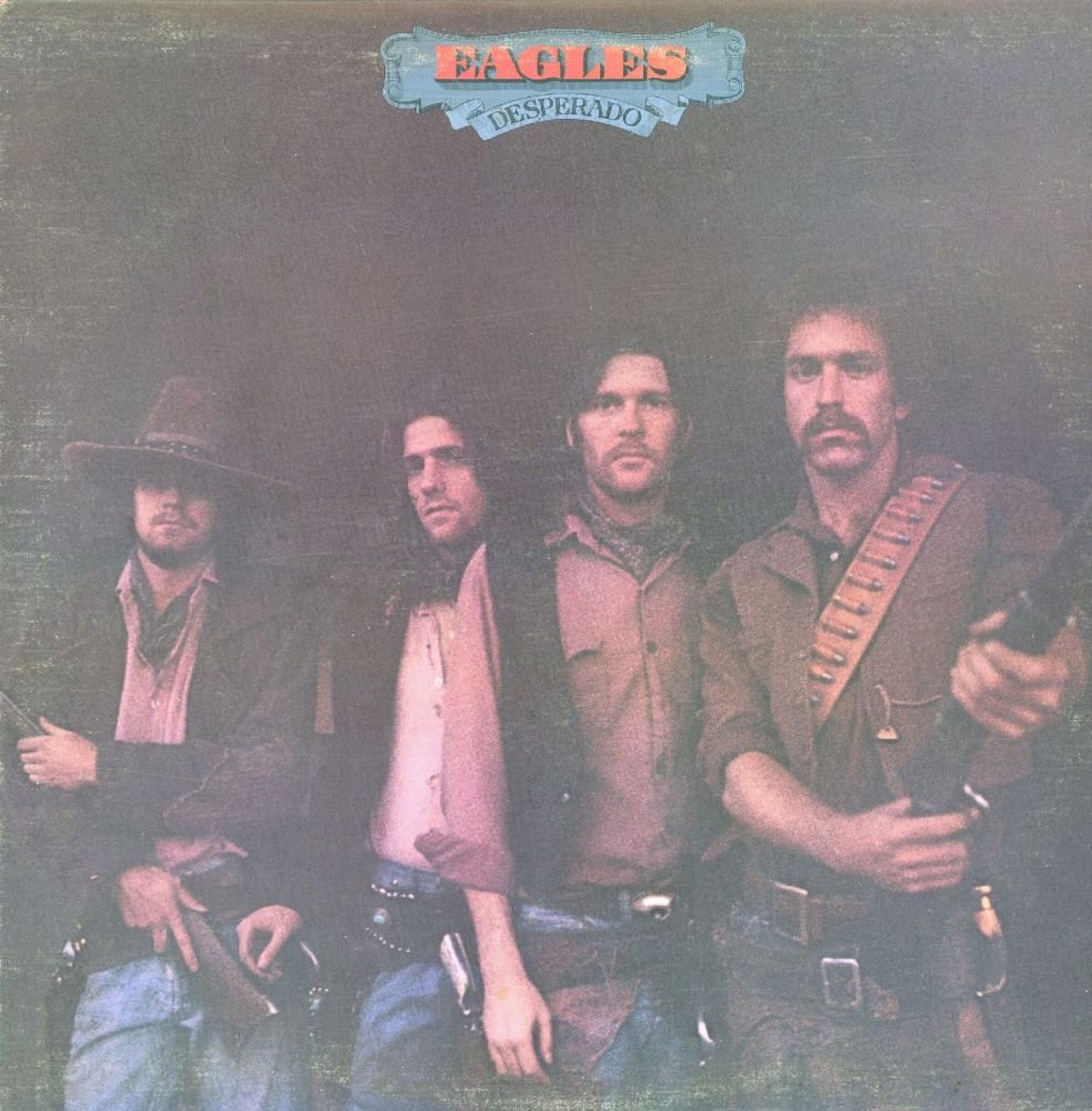 Eagles Desperado Lp Amazon Com Music