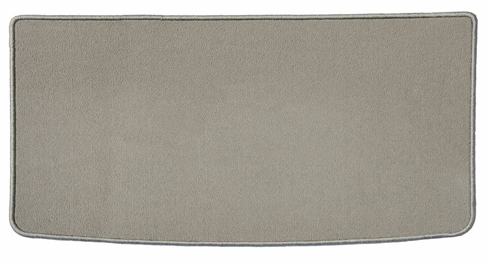 GGBAILEY Beige Loop Trunk Mat Floor Mats Custom-Fit for Lexus LS 460L  With Rear Air Conditioning Unit 2007-2017