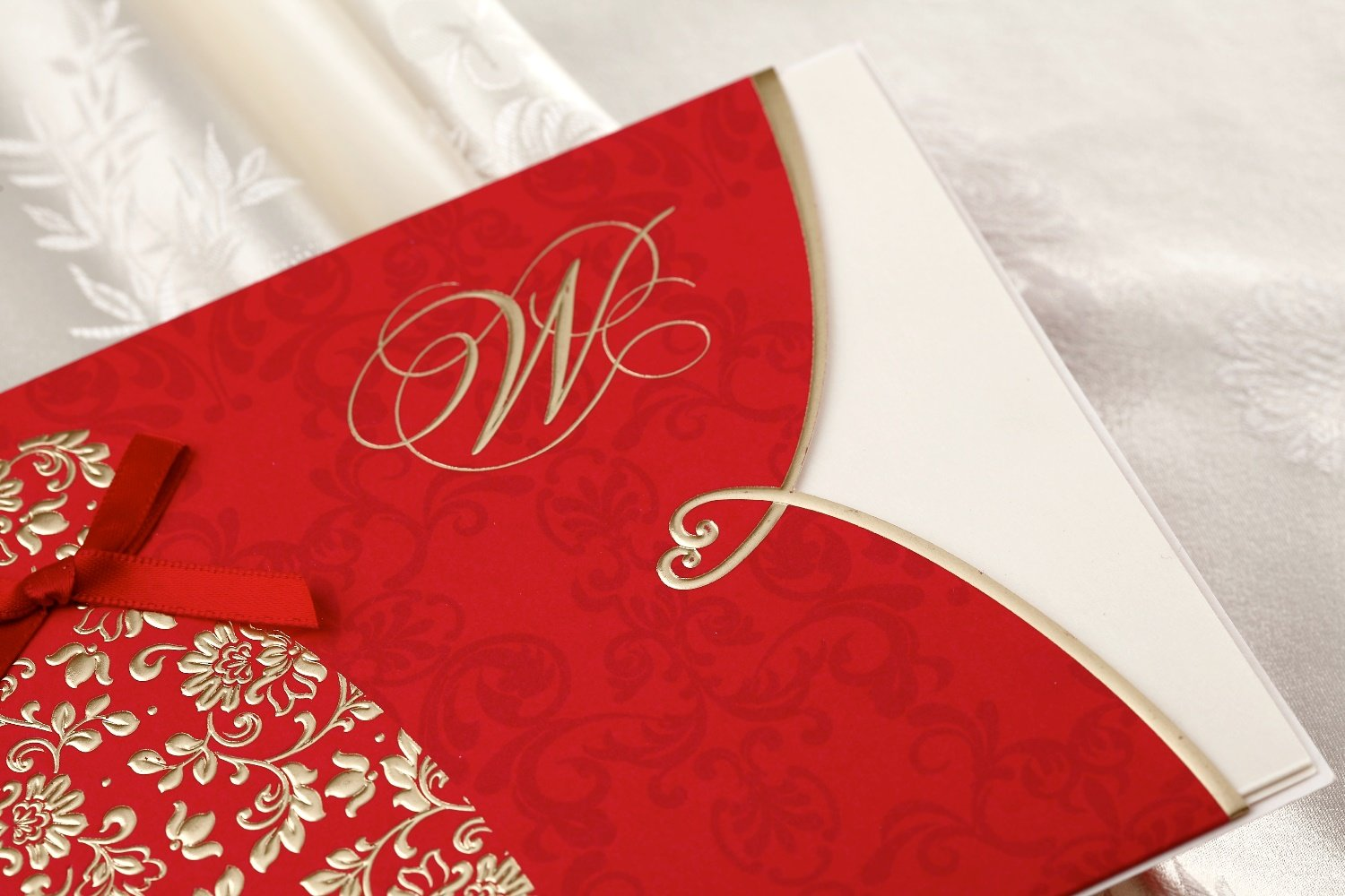 Amazon.com : Wishmade 50X Traditional Chinese Style Red Wedding ...