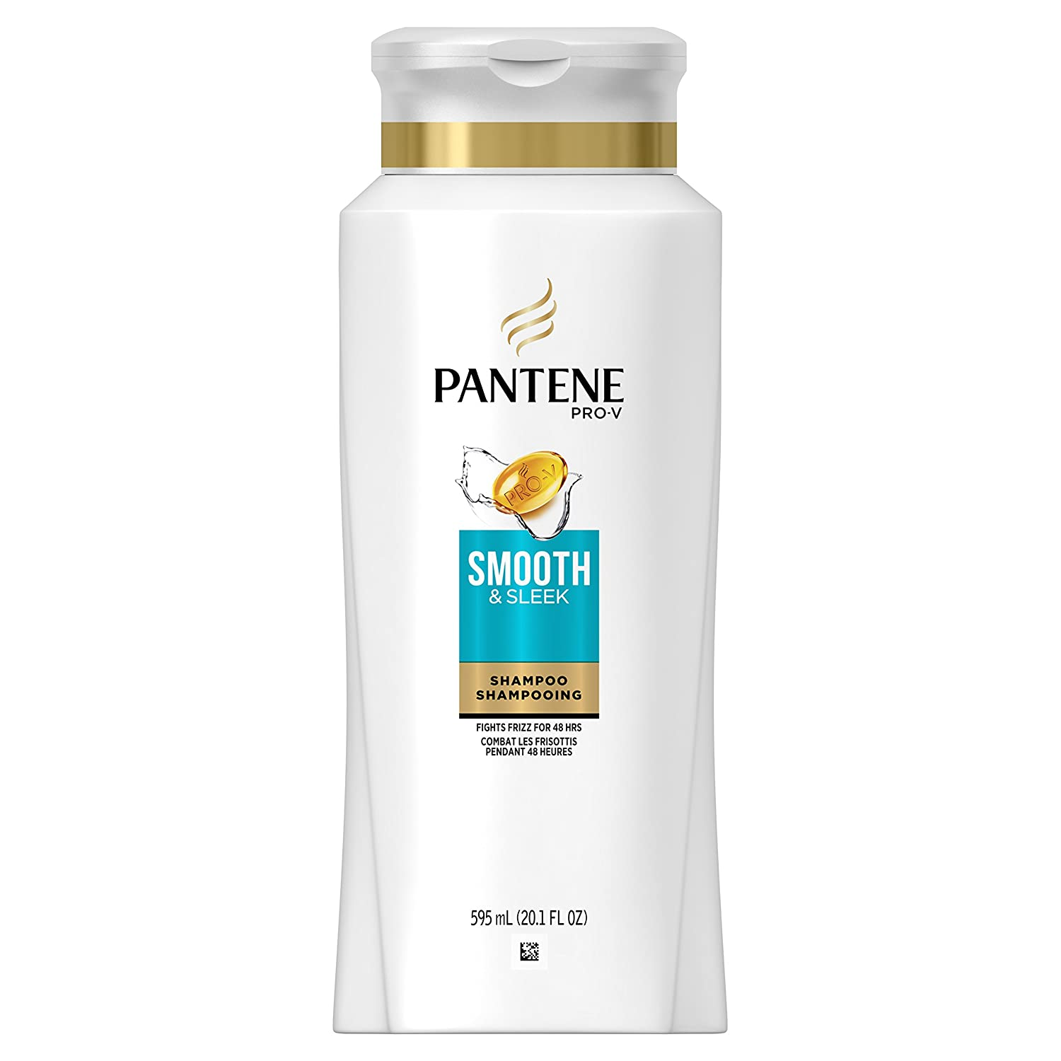 eab40d6a585 Pantene Pro-V Smooth    Sleek Shampoo
