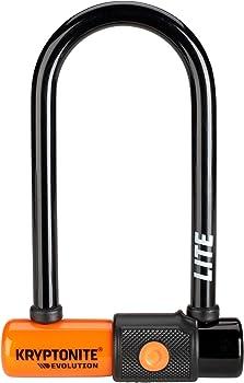 Kryptonite Evolution LITE Mini-6 U-Lock Bicycle Lock