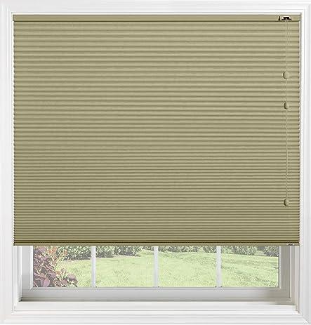 bali blinds 38 custom blackout cellular shade with cord lift double cell - Blackout Cellular Shades