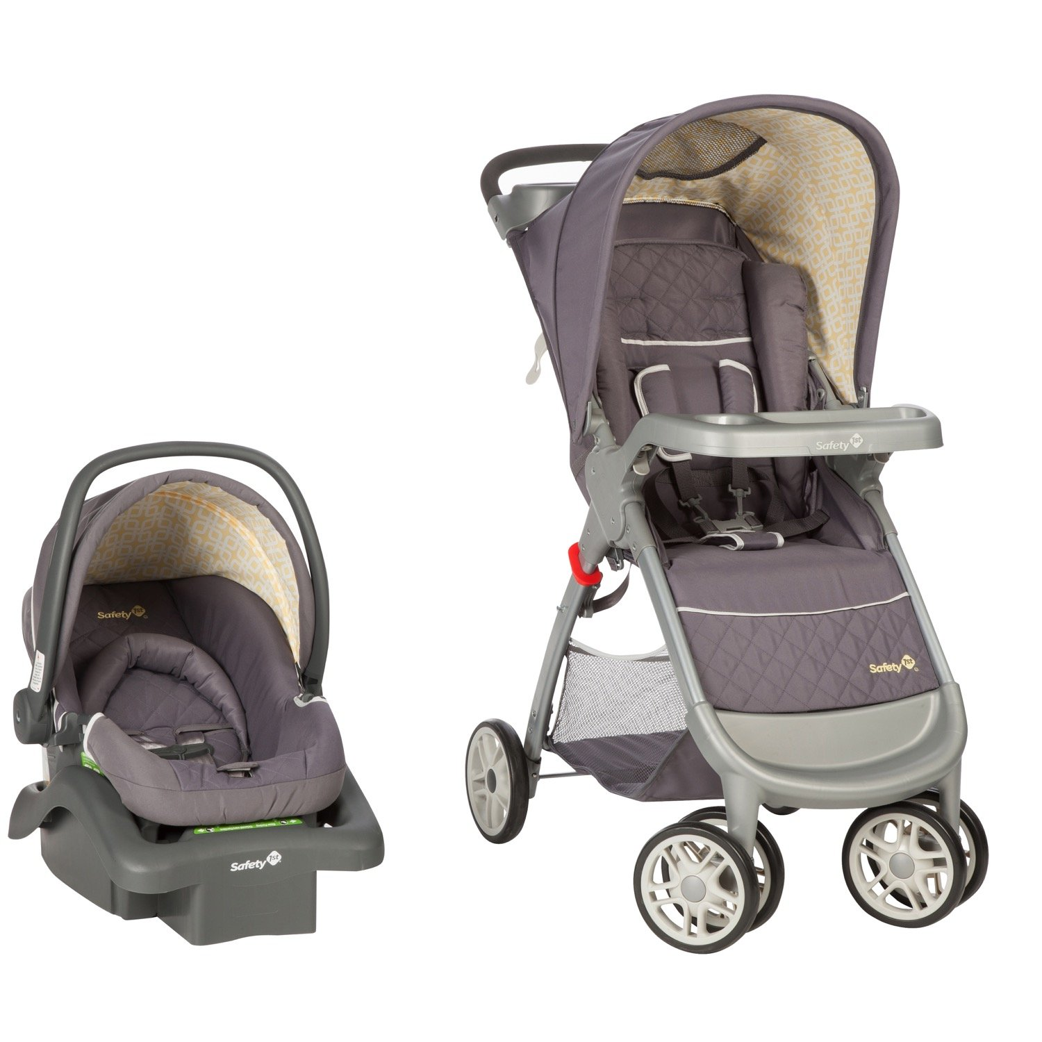 Safety 1st Amble Quad Travel System - Bromley Safety1st 01281CBRL