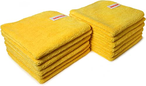 Mothers Professional Grade Premium Microfiber Towels