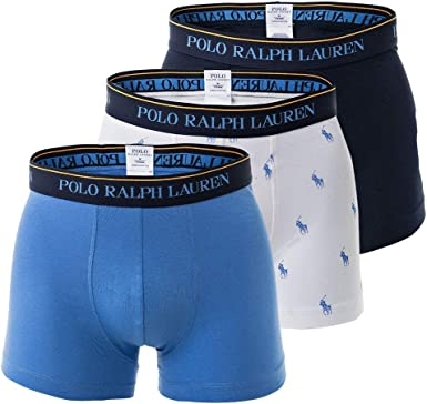 Polo Ralph Lauren Homme Boxer 3er Pack Classic Caleçons