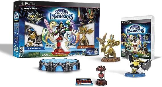 PS3 Skylanders: Imaginators Starter Pack US Version: Amazon.es ...