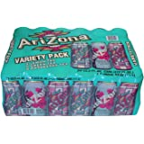 Arizona Iced Tea Variety Pack 15.5 Oz Can (Pack of 24)