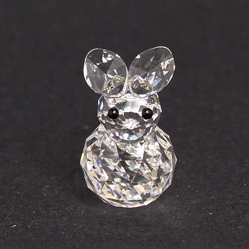 SWAROVSKI Crystal Figurine 010012 Miniature Rabbit V1