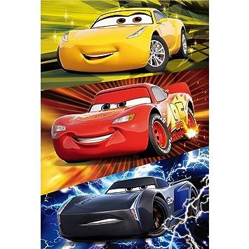 Amazon.com: Disney Pixar Cars Mcqueen Storm Ramirez ...