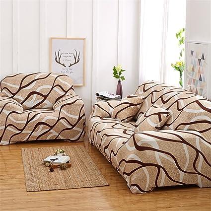 Amazon.com: 19V78 2018 Fashion Sofa Slipcover Sofa Furniture ...